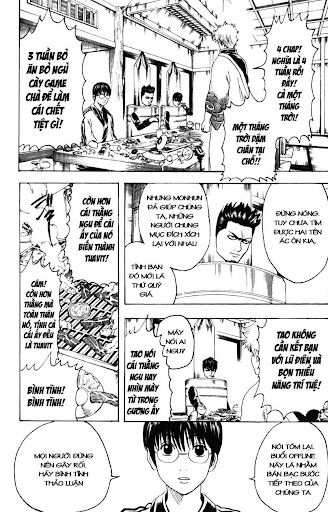 Gintama Chap 192 page 4 - Truyentranhaz.net