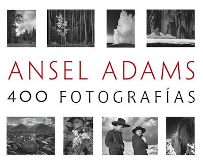 LIBRO - Ansel Adams : 400 Fotografías   (Anaya - 17 marzo 2016)  ARTE & FOTO | Edición papel  Comprar en Amazon España
