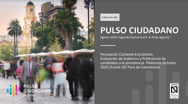 Encuesta Pulso Ciudadano