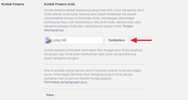 Jaga-jaga Sebelum Mati, Ini Cara Mewariskan Akun Facebook