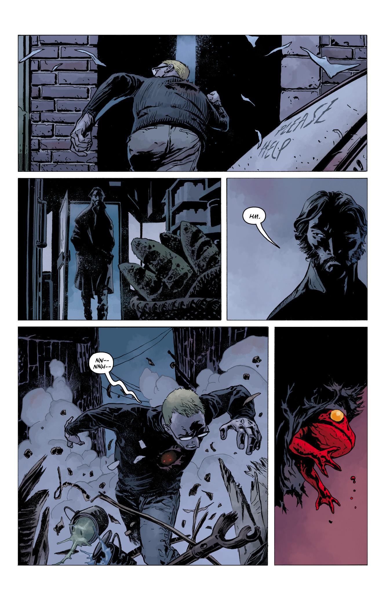 Read online Abe Sapien comic -  Issue #10 - 9