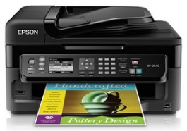 Epson WF-2540 Software Drivers Download