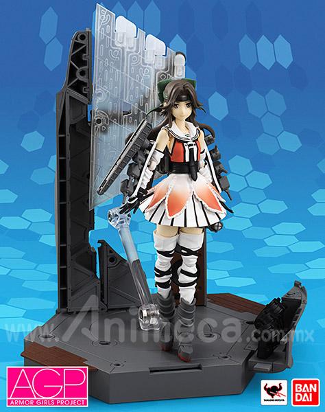 Figura Armor Girls Project Jintsuu Kai Ni Kantai Collection KanColle