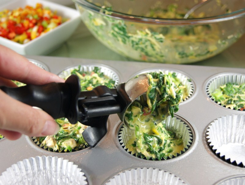 Individual Veggie Quiche Cups To Go The Kitchen Is My