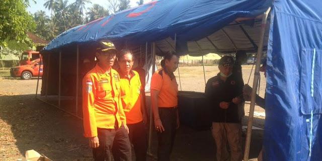 BPBD Bali Kekurangan Tenda, Ratusan Warga di Gunung Agung Padati Pengungsian