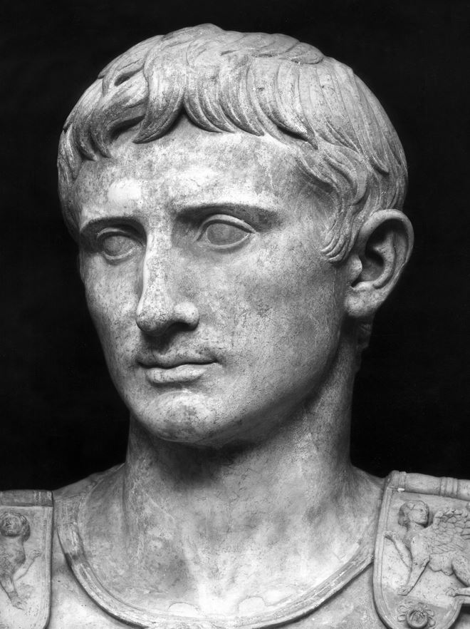 Caesar augustus known as the greatest ruler of rome