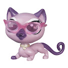 Littlest Pet Shop Singles Silky Rowler (#34) Pet