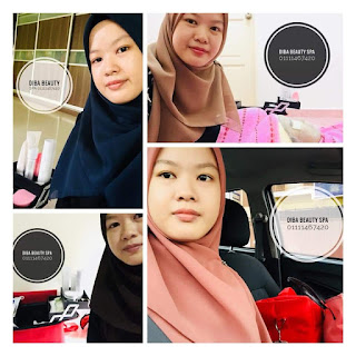 Kuantan, trainer spa, the walking beauty, duit raya