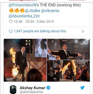 Twitter-Fox News why Akshay Kumar Afraid Of Wife Twinkle.
