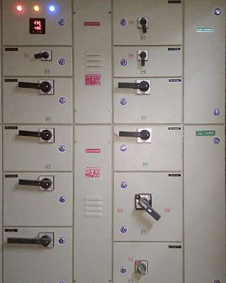 Electrical Control Panel Manufacturers in Chennai