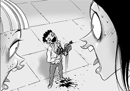 Silent Horror chap 17: Tình yêu trẻ con