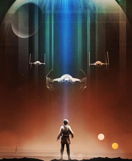 Fiecare Generaţie Are Nevoie De Proprii Eroi: Luke sfidează un Imperiu.