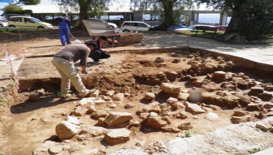 Στο «φως» ο προϊστορικός οικισμός του λιμένα του αρχαίου δήμου Αραφήνας (Ραφήνας)