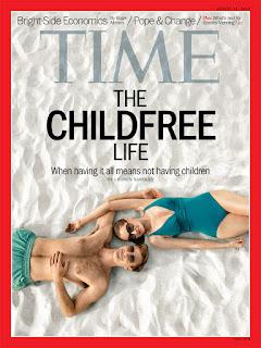 """Το περιοδικό Time προωθεί την ζωή χωρίς παιδιά, ως το ιδανικό της """"καλής ζωής"""""""
