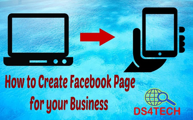 How to Create Facebook Page for your Business