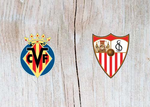 Villarreal vs Sevilla - Highlights 17 February 2019