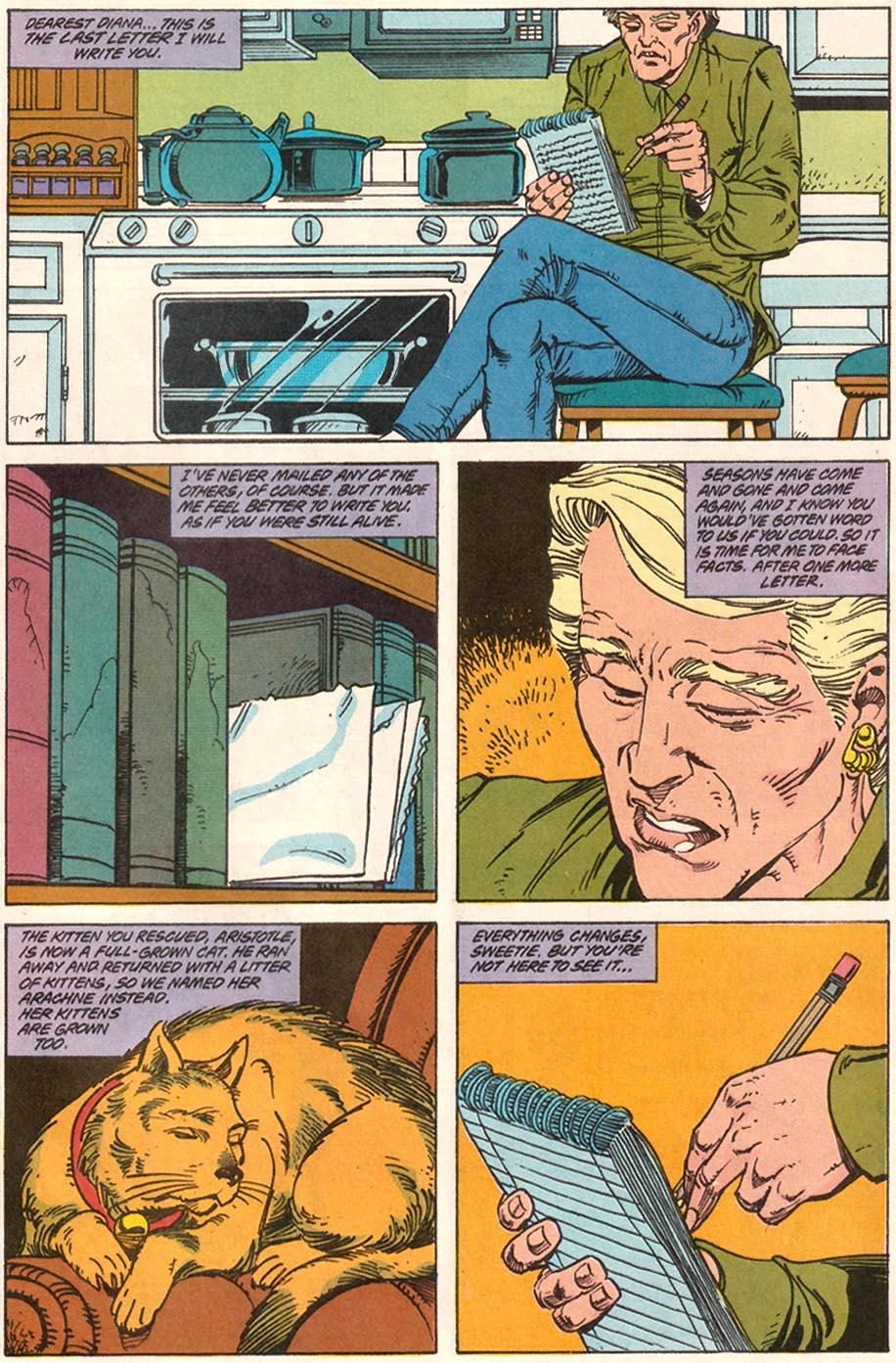 Read online Wonder Woman (1987) comic -  Issue #71 - 18