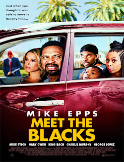 Ver Meet The Blacks (2016) película Latino