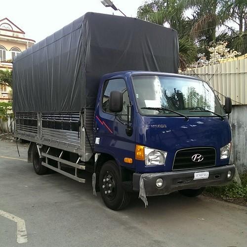 Xe 3,5 tấn Hyundai mui bạt