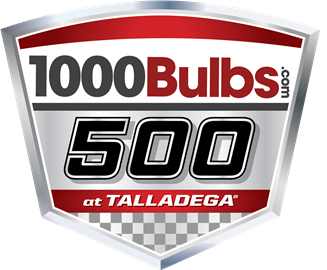 Race 31: 1000Bulbs.com 500 at Talladegar