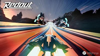اختيارات في العبة سباق الطائرات في الفضاء Redout-CODEX