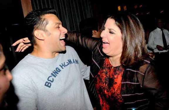 Farah Khan, Salman Khan, Big Boss-8, Big Boss, farah khan and salman khan, farah khan with salman khan
