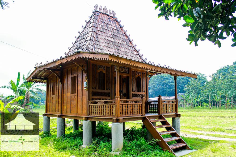 Desain Rumah Gladak