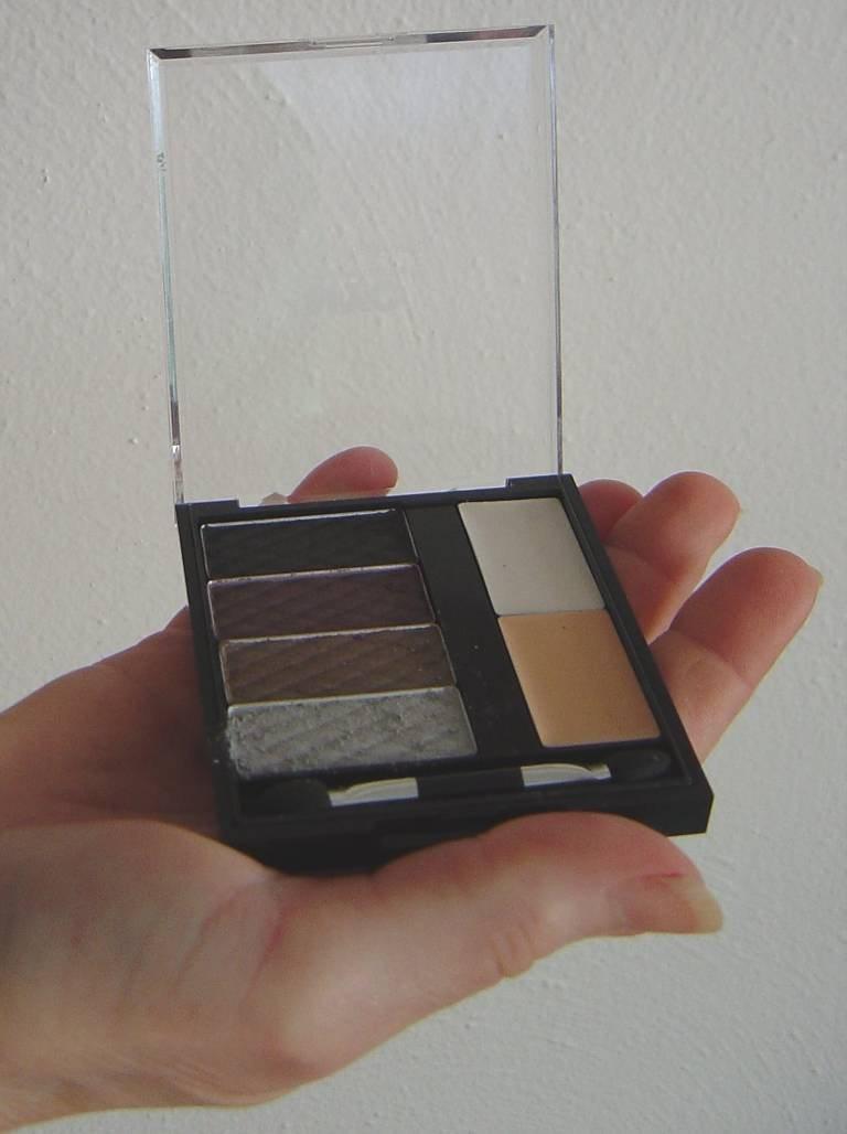 NYC New York Color Individual Eyes Custom Compact (#941 Smokey Browns).jpeg