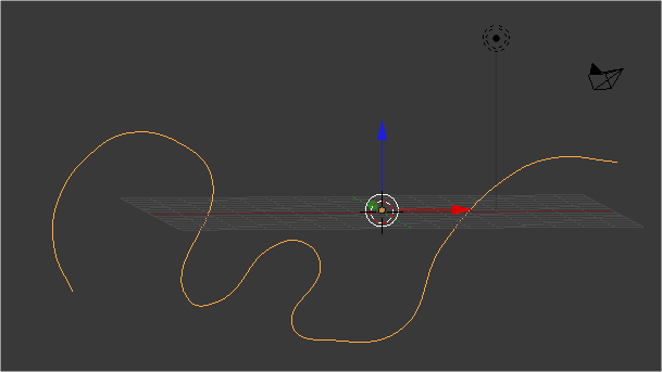 Curve in Blender is a Mystery! / How to turn Curve into Solid Pipe