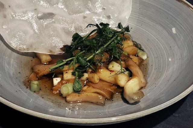 Thyme Roasted Portobello Mushrooms