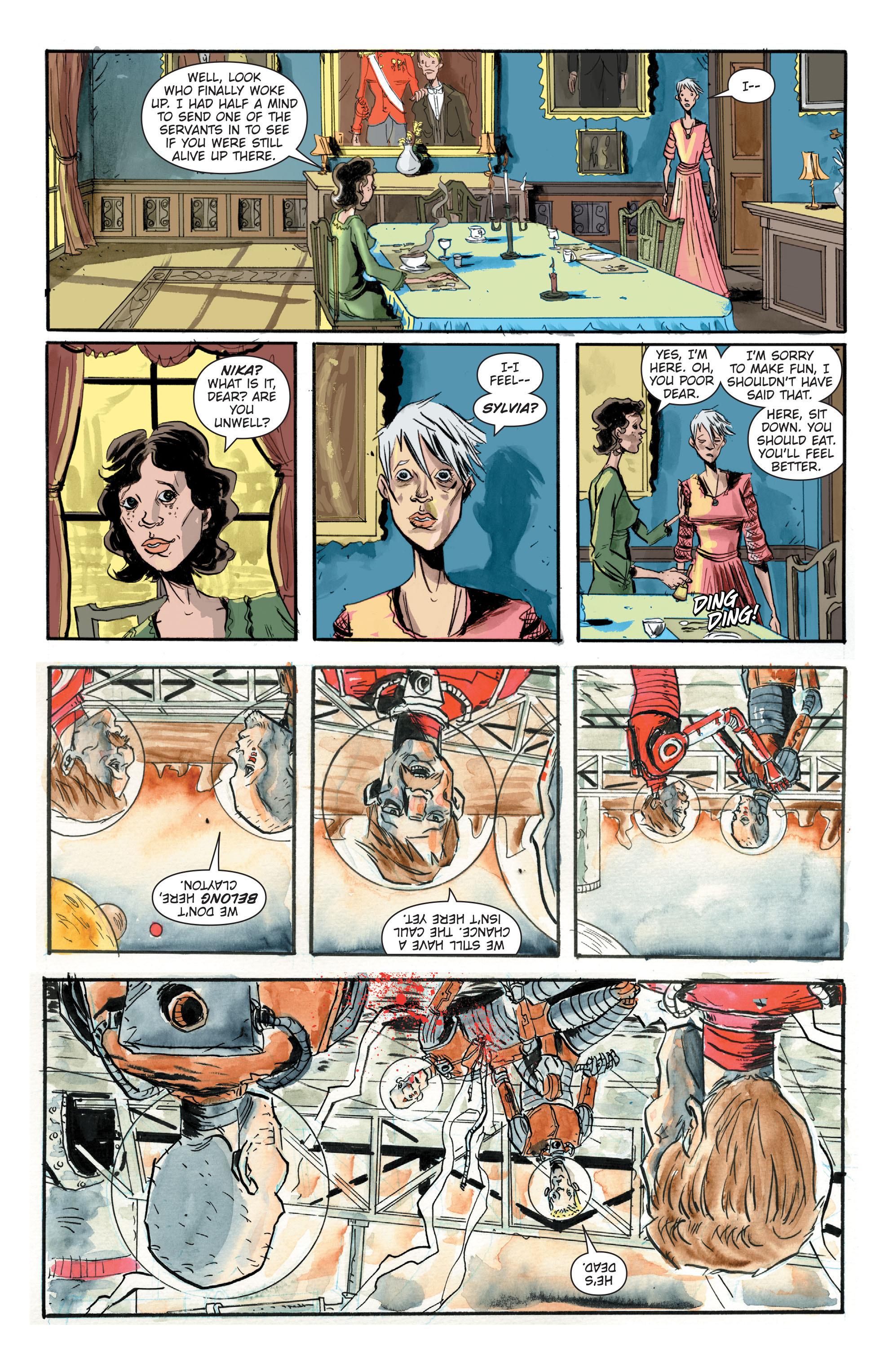 Read online Trillium comic -  Issue # TPB - 101
