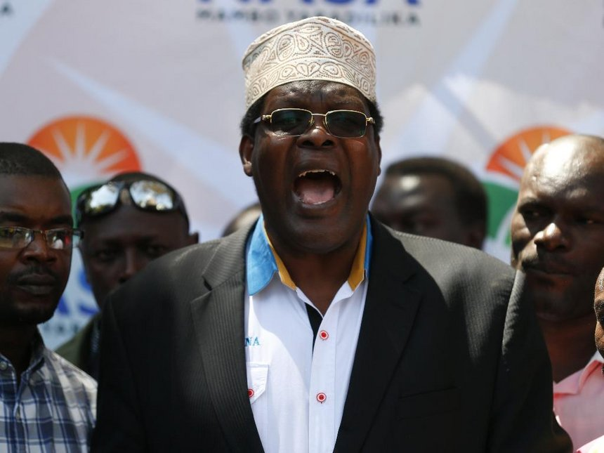Drama As Miguna Refuses Second Deportation