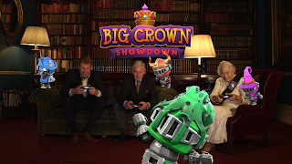 Big Crown Showdown PS Vita Wallpaper