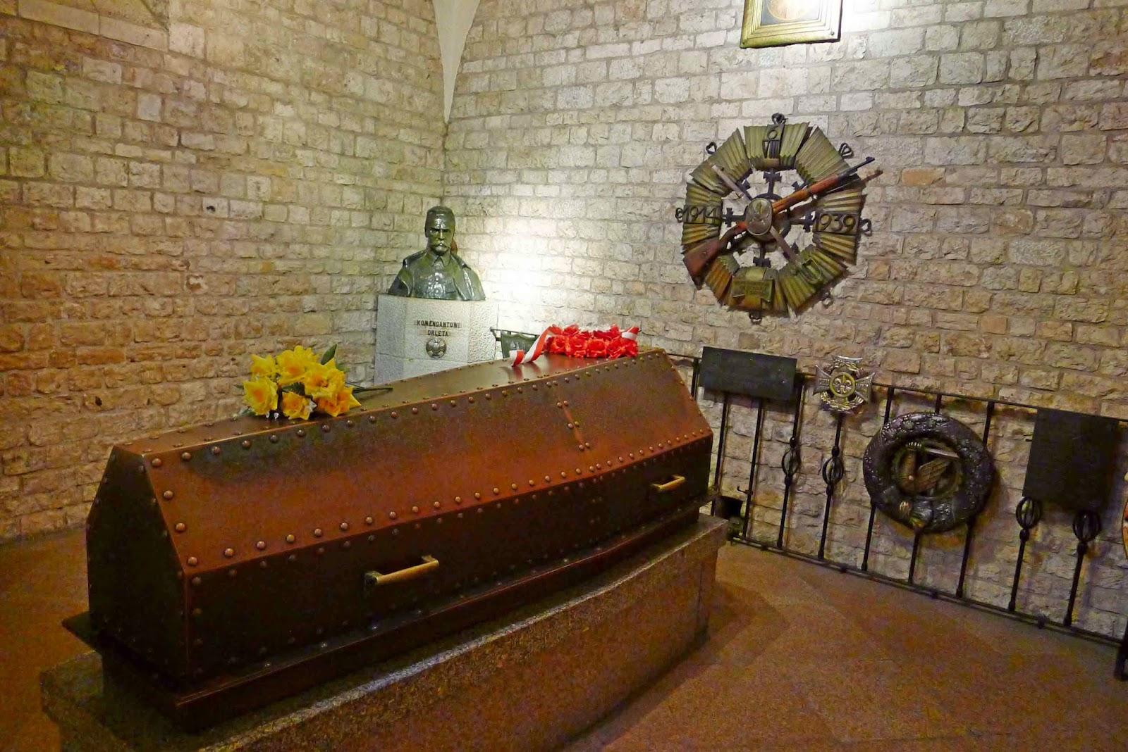 Jozef Pilsudski Crypt