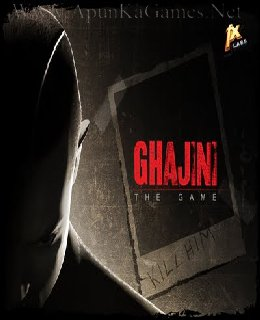 ghajini game crack file download