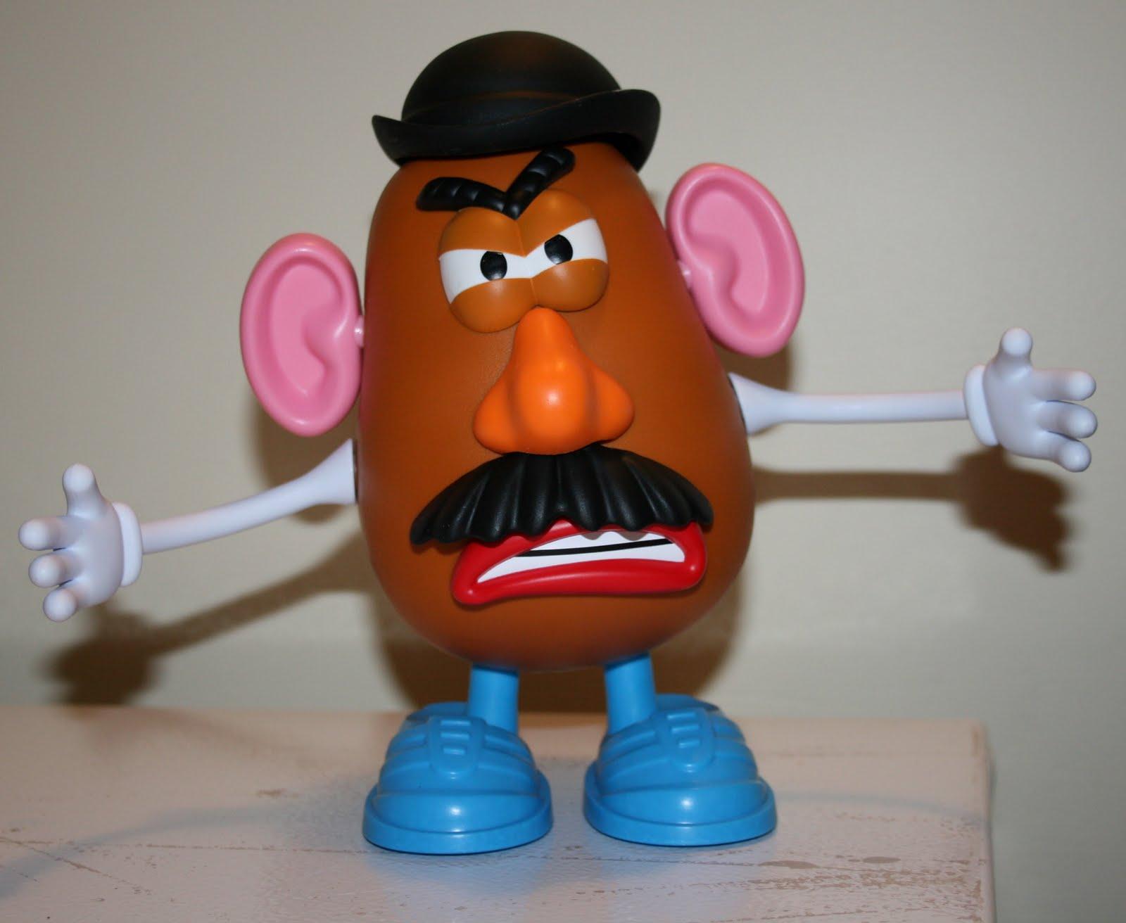 Mr potato head dead