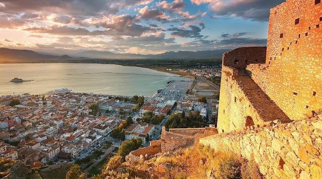 Trivago: Το Ναύπλιο στους τοπ 10 δημοφιλείς προορισμούς στην Ελλάδα για το Φθινόπωρο