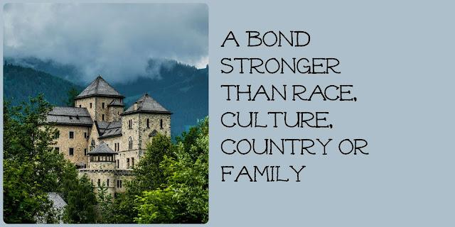 God's family is multi-cultural, multi-racial, multi-denominational.