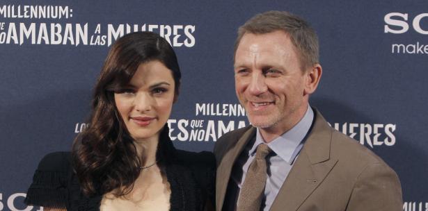 Daniel Craig y Rachel Weisz esperan un bebé