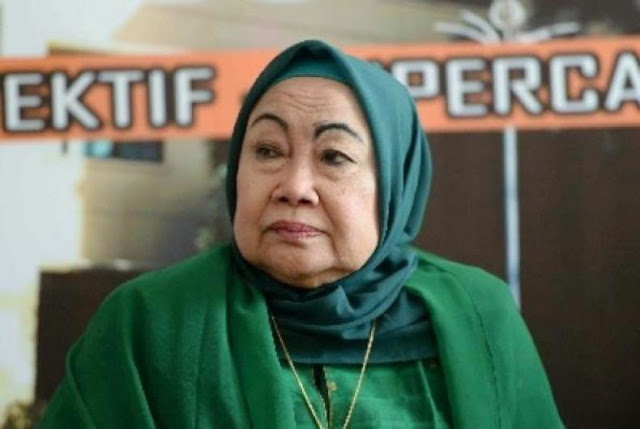 Innalillahi, Tuty Alawiyah Wafat, Indonesia Kembali Kehilangan Sosok Ulama