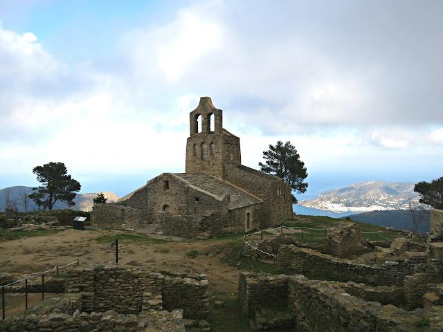 Santa Creu, Sant Pere de Rodes