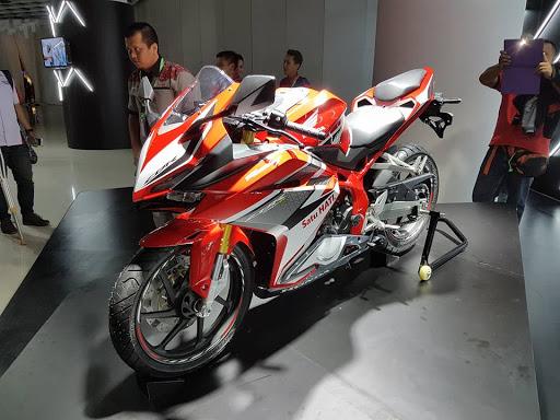 Spesifikasi Honda CBR250RR 2-silinder