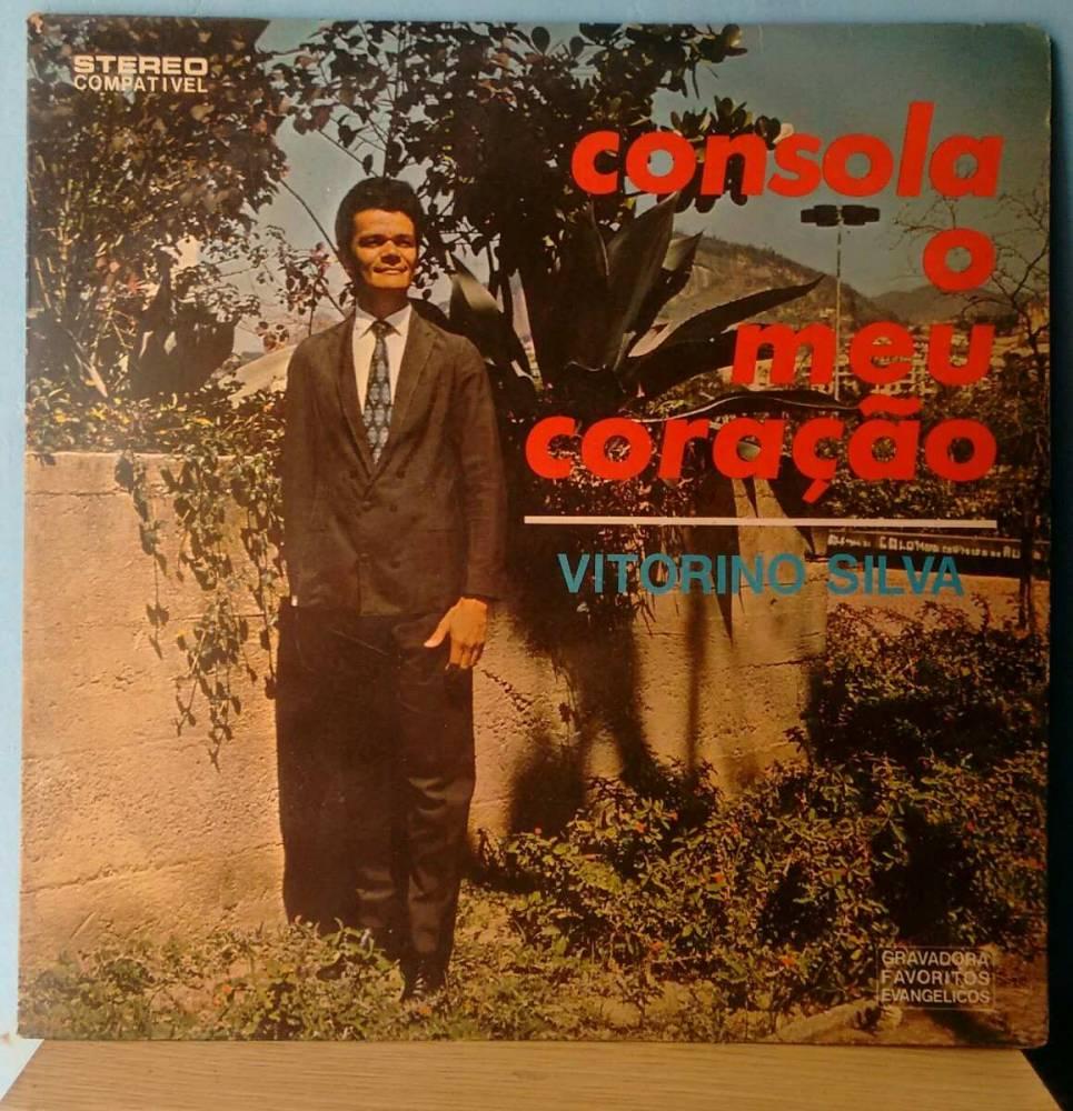 Victorino Silva - Consola o Meu Cora��o 1970