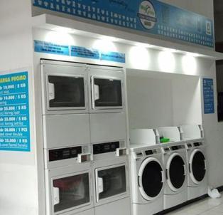 Lowongan Kerja di Laundry 88 Makassar