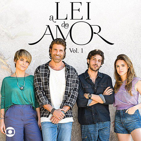 Baixar CD Trilha Sonora Novela A Lei do Amor Vol. 1
