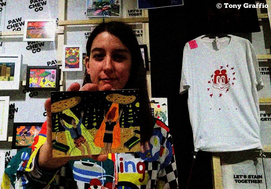 Chiara Dal Maso, 28 anni, Graphic Designer.
