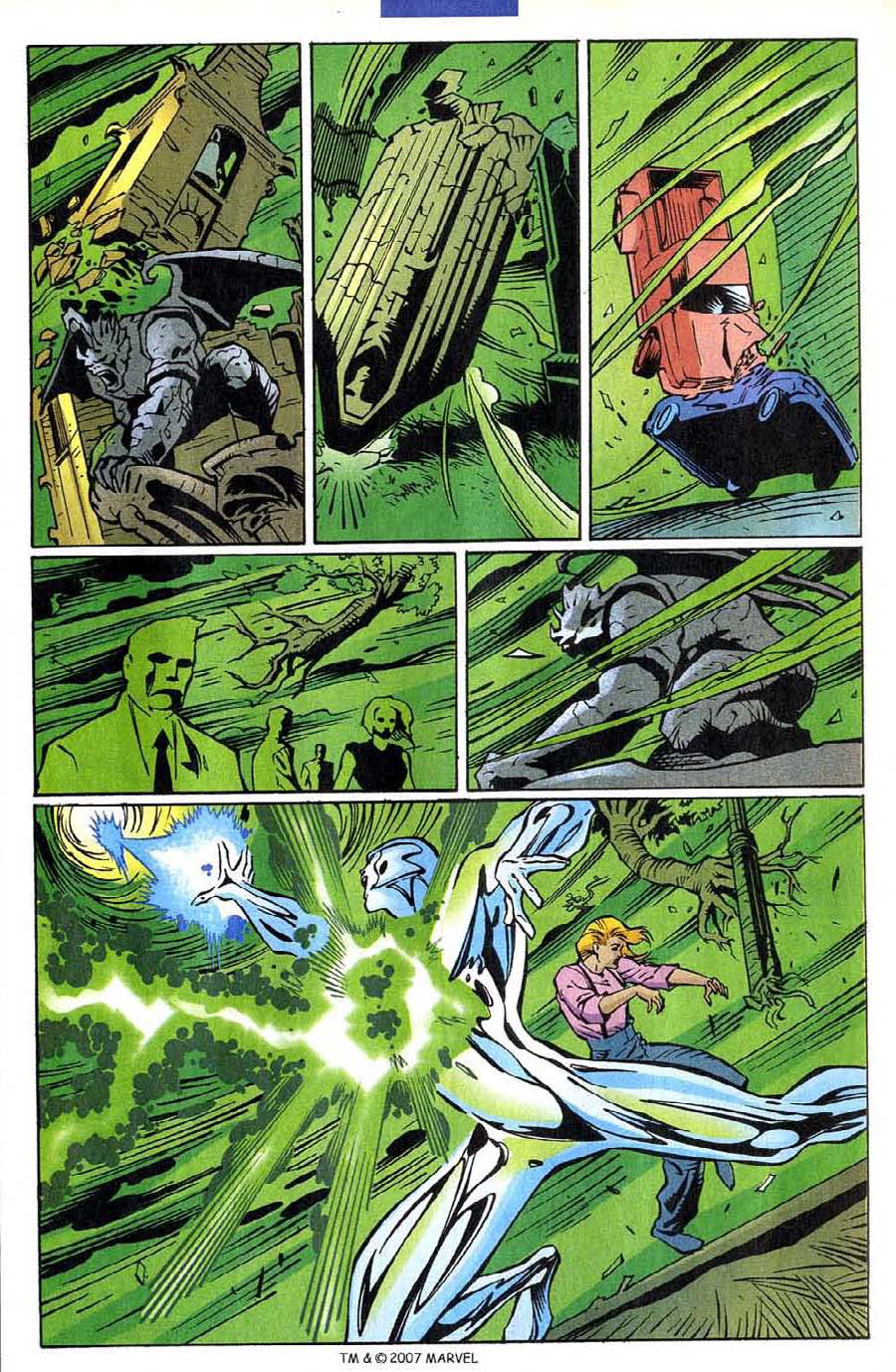 Read online Silver Surfer (1987) comic -  Issue #139 - 31