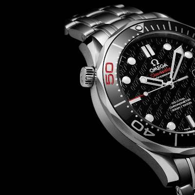 OMEGA Seamaster 300M James Bond 50th Anniversary Edition