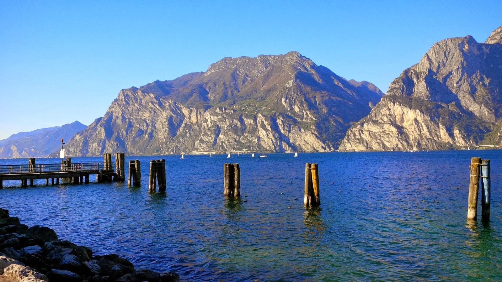 Lake Garda at Torbole