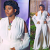 Waje wows in Grecian inspired look